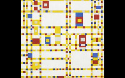 Mondrian, Anderson e il jazz